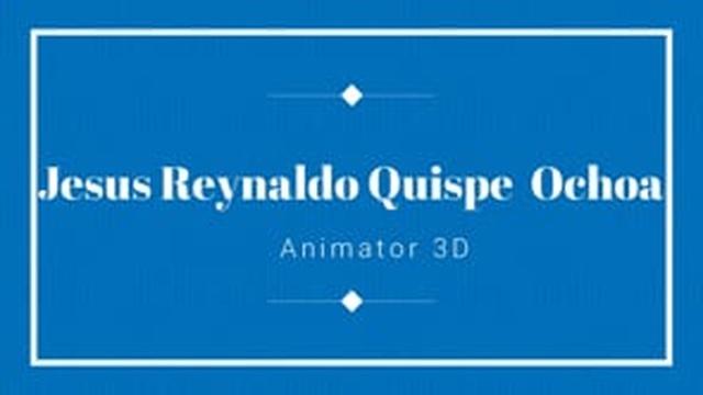 Jesus Reynaldo Quispe Ochoa