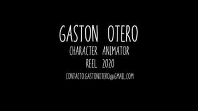 Gastón Otero