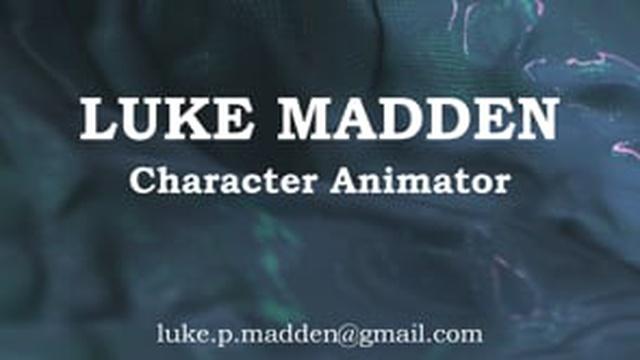 Luke Madden