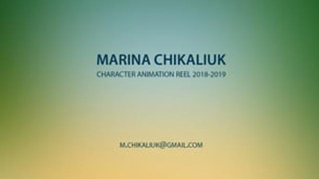 Marina Chikaliuk