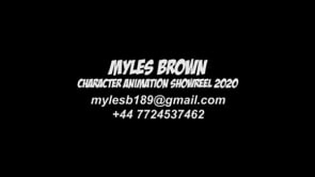 Myles Brown