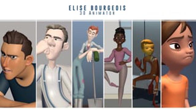 Elise Bourgeois