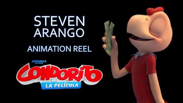 Steven Arango