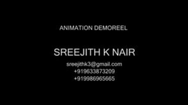 Sreejith K Nair