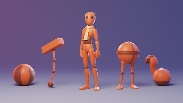 Animation Fundamentals Rigs